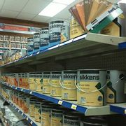 Valley Building Supplies Ltd. | showroom - paint and stain