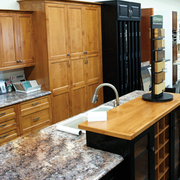 Valley Building Supplies Ltd. | showroom - new cabinets display