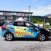 Valley Building Supplies Ltd. | 95.7 SUNFM car